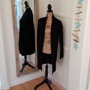 Athleta Long Wool/Cashmere Sweater